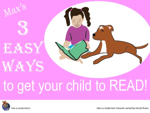 3 Easy Ways to Get Your Child to Read