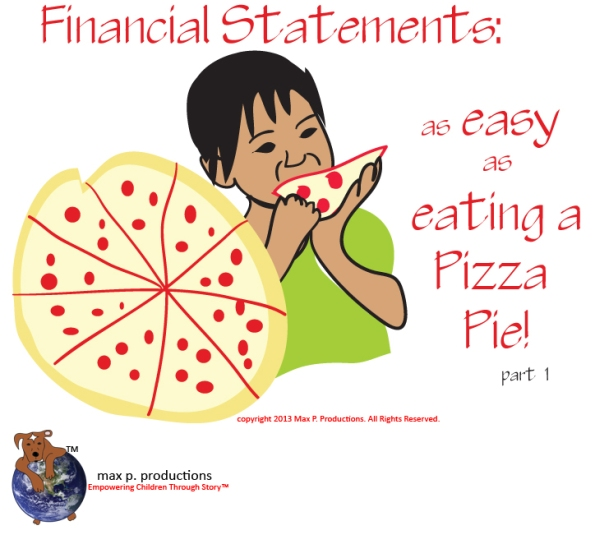 Financial Statements: As Easy As Eating A Pizza Pie!